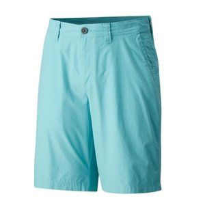 Columbia Men's Washed Out Blue Chino Shorts 42